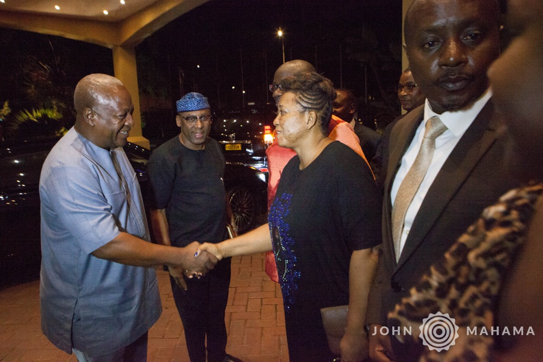 Ghana President,