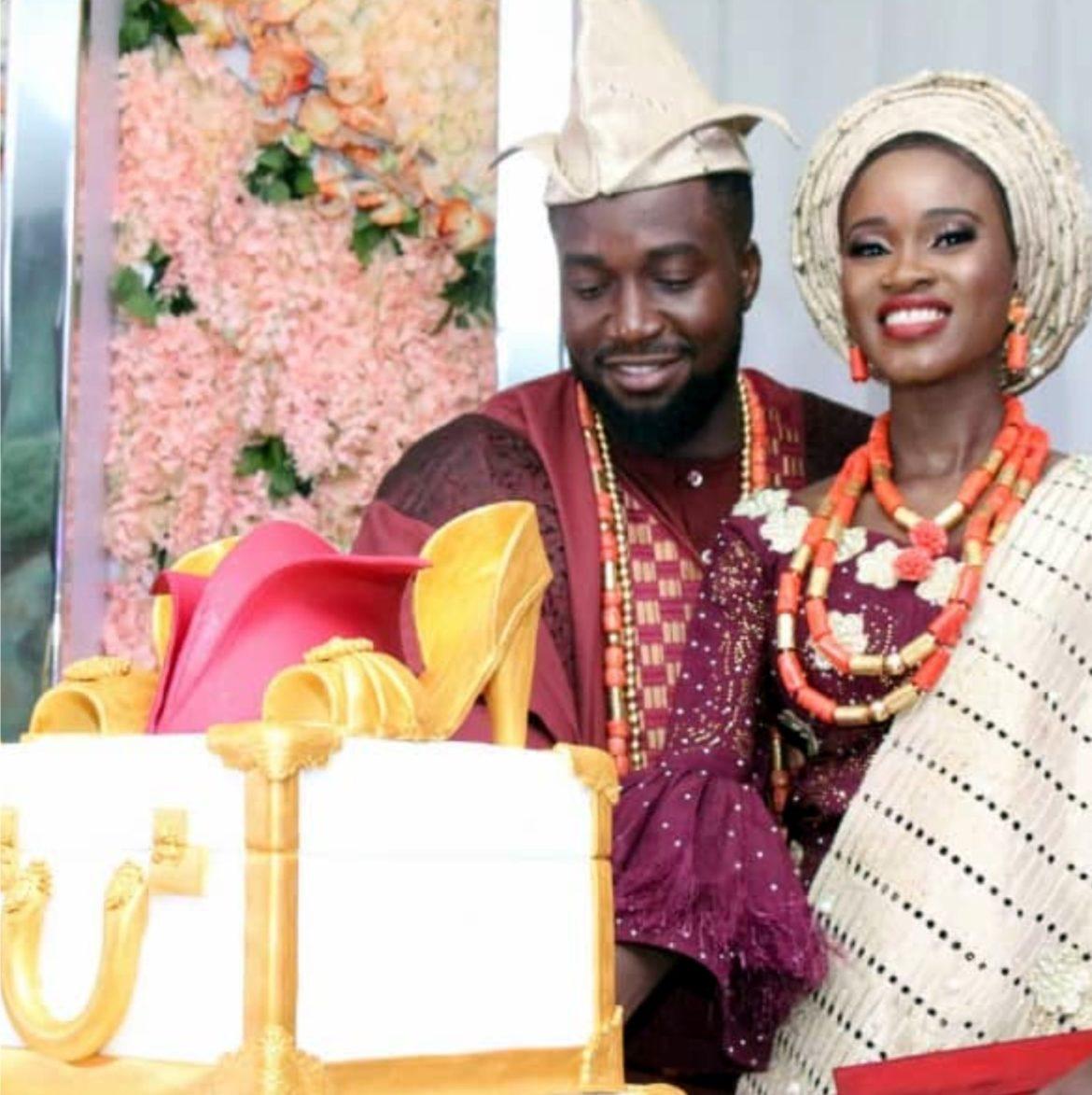 ABUJA Celebrity Woman, Otunba CHRISTINE ADEMODI's Son Weds