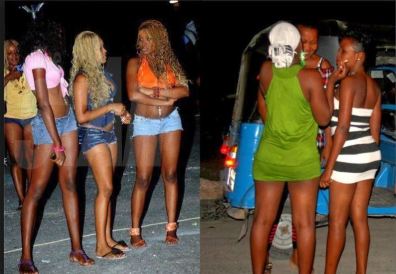 Abuja Prostitutes, Police, Court, Sex workers,