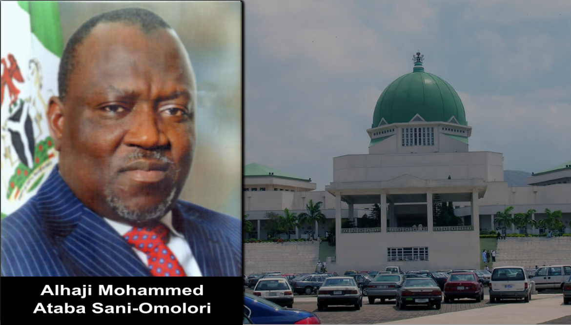 Ataba Mohammed Sani-Omolori, National Assembly Clerk, EFCC,
