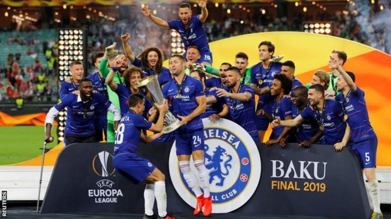 Chelsea, UEL, Hazard,