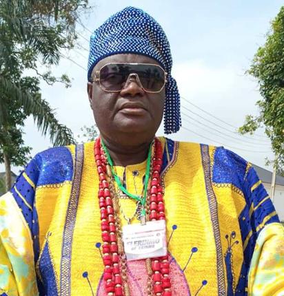 Michael Odunnayo Ajayi, Elerinmo of Erinmo,
