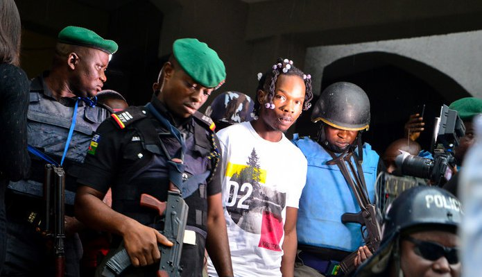 Naira Marley, Court, EFCC, Car Theft,