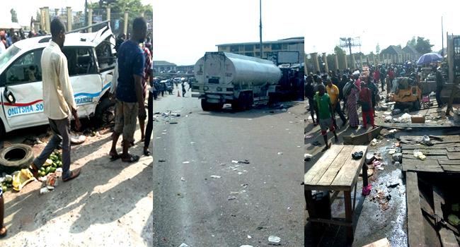 Onitsha, Anambra, Accident,