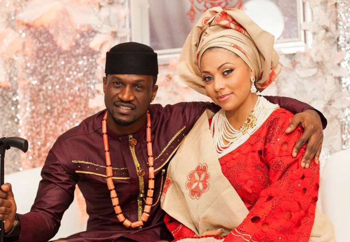 Peter and Lola Okoye