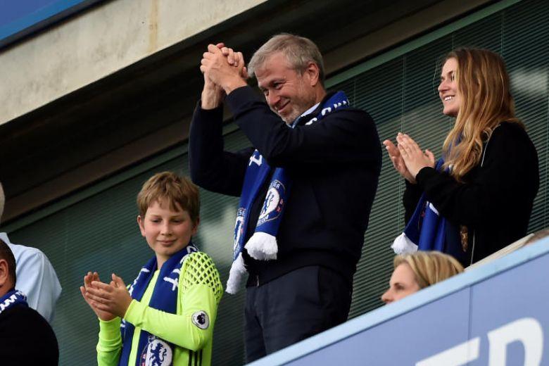 Roman Abramovich, David Luiz, Chelsea,