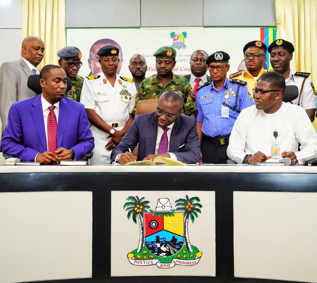 Sanwo-Olu, IGR, 2020 Budget,