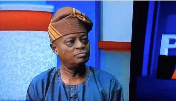 Senator Adeseye Ogunlewe, PDP, APC,