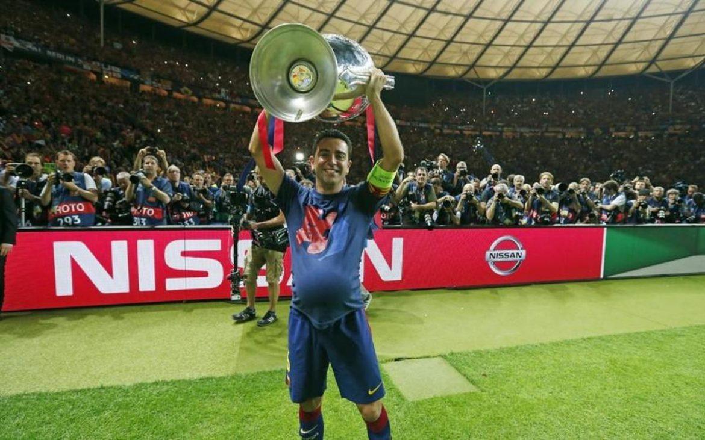 Xavi Hernandez,