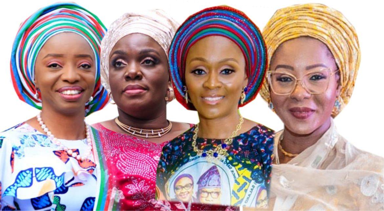Lagos, Ogun, Oyo, first ladies,