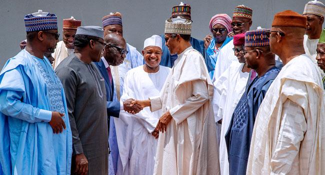 Buhar, APC Governors
