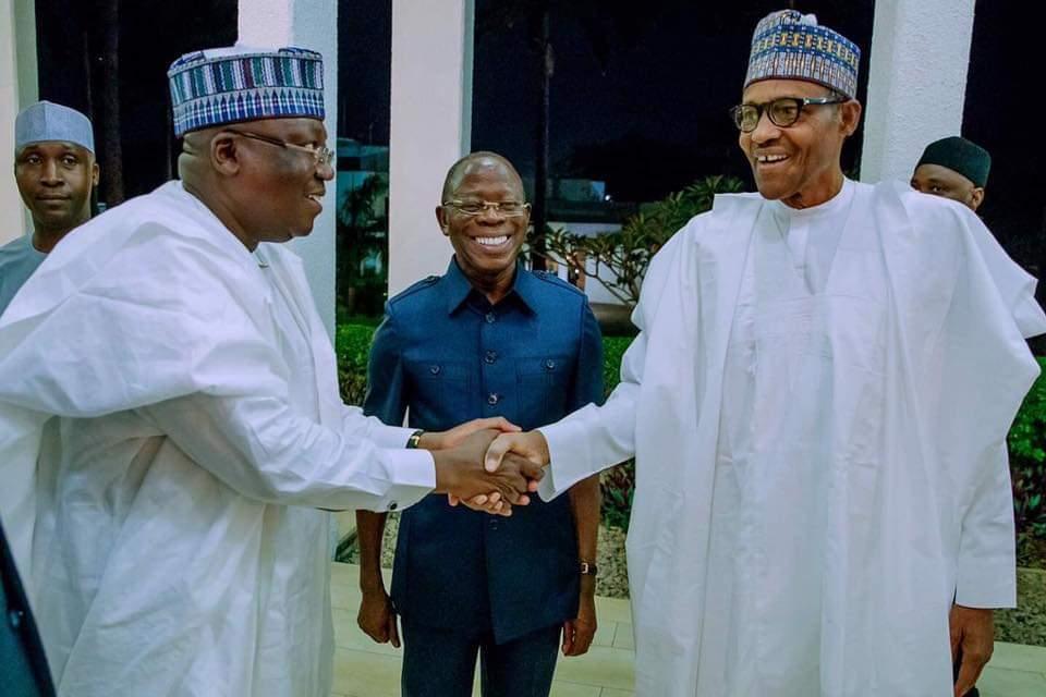 Buhari, Lawan, Loan Request,