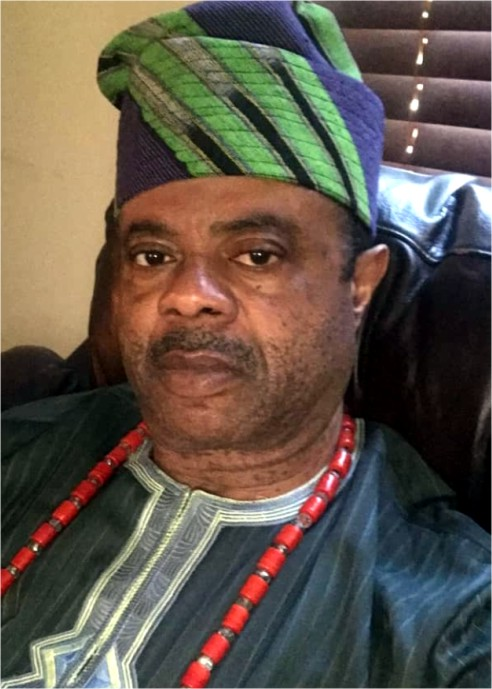 Prince FASESIN, Ooni of Ife,