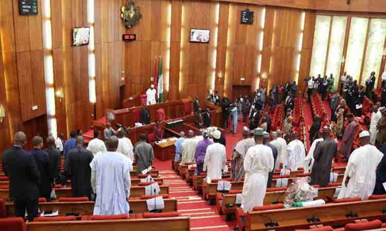 Strange ailment, Senate, Police, Edo State,