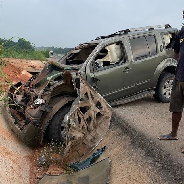 Car accident,Niger state, FRSC,