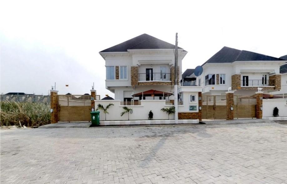 10 New Housing Estates Spring Up In LEKKI