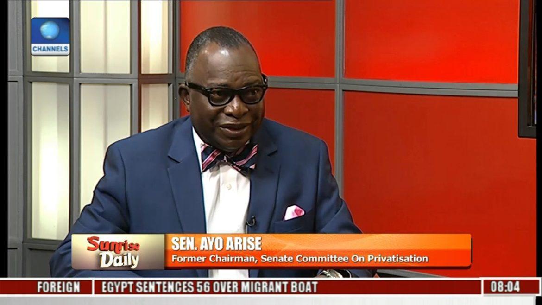 Senator Ayo Arise