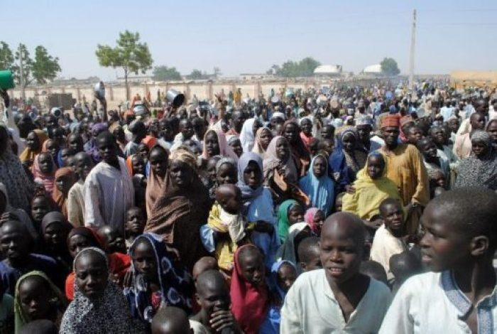 IDP Camp, Boko Haram, Borno,