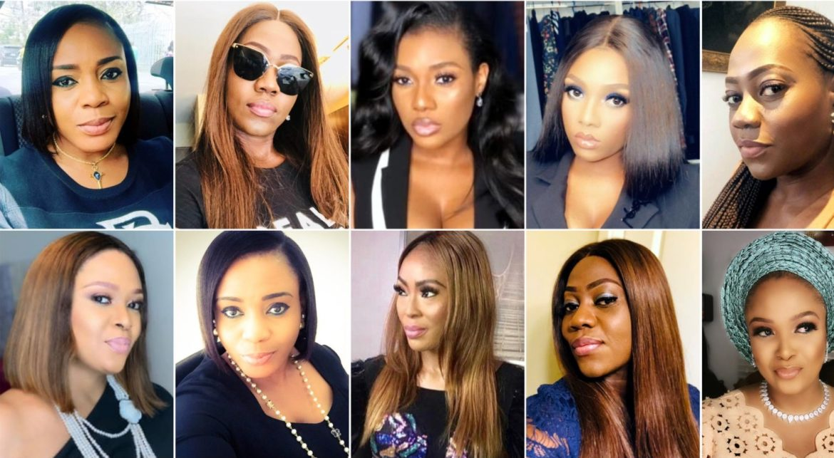 Meet 10 Rich LAGOS Big Babes Who Are Friends