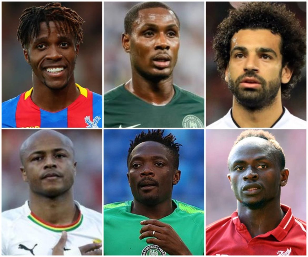 Top 10 Players, AFCON 2019,