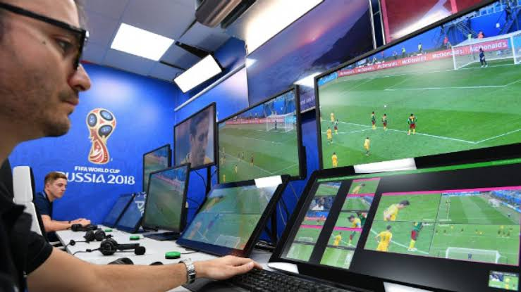 VAR, AFCON, Nigeria, South Africa
