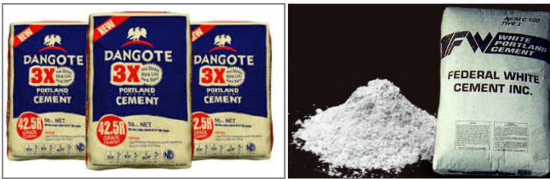 Cement, Dangote, BUA, Lafarge, Portland Cement,