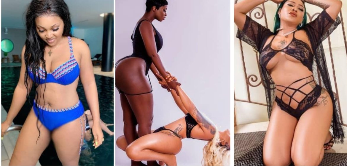 Female Celebrities, Nude On INSTAGRAM