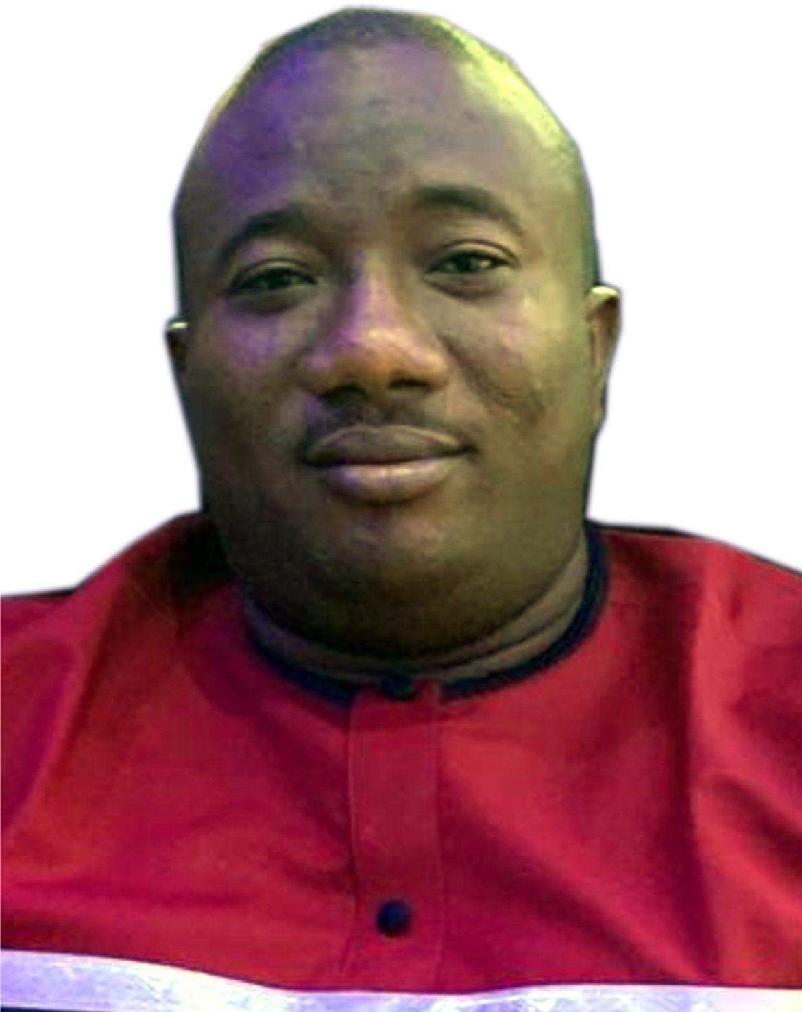 HARRISON AGBOIFOH, CEO LANDMARK Properties