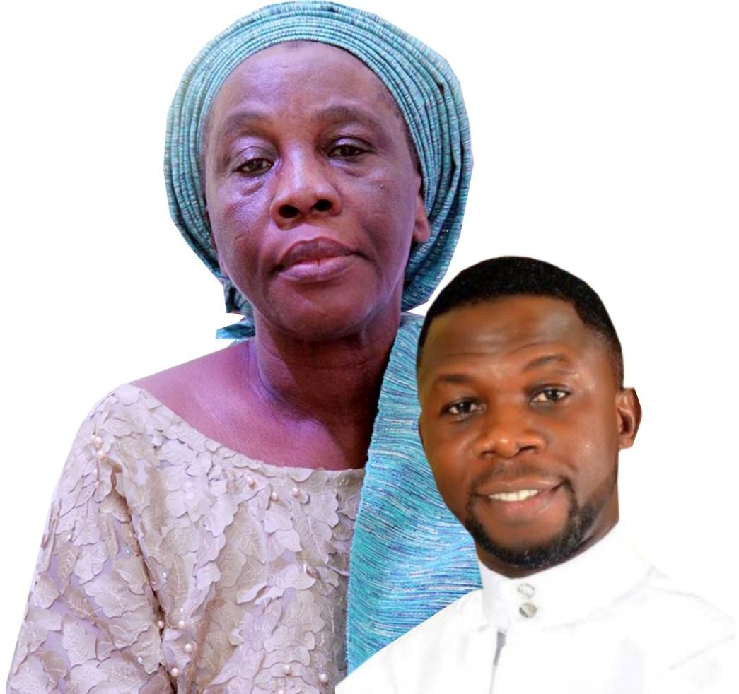 ISREAL OLADELE OGUNDIPE, Mum, Genesis Pastor,