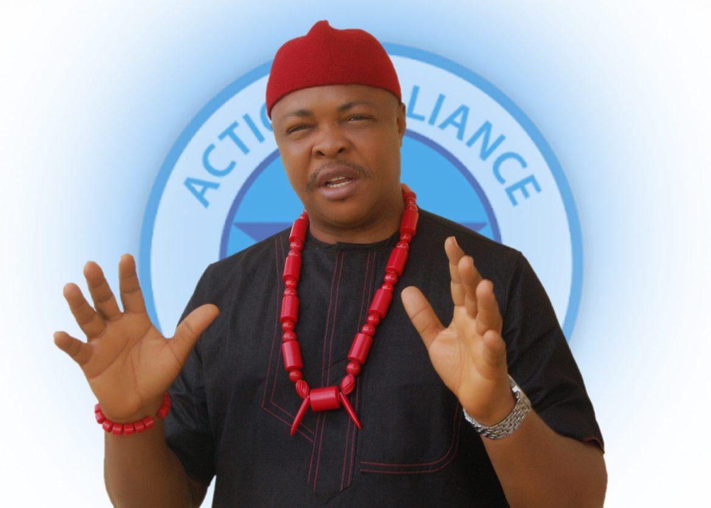 Kenneth Udeze, Action Alliance, Gunmen,