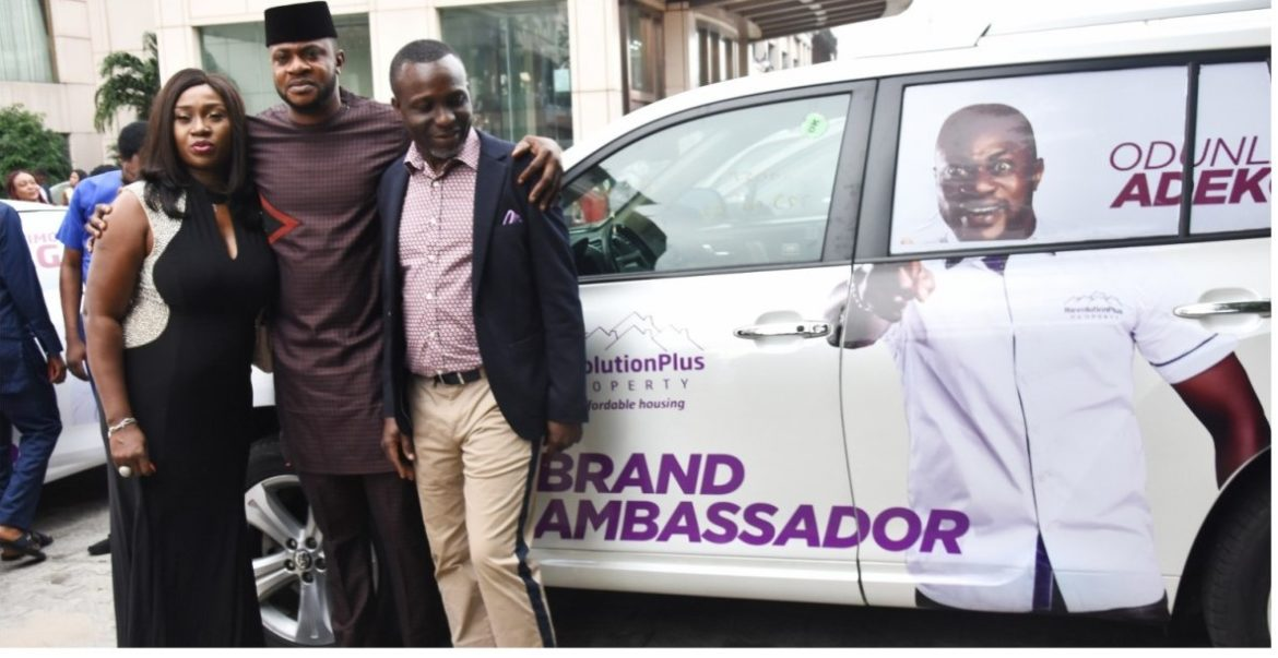 REVOLUTIONPLUS Property Gives Out Luxury Cars