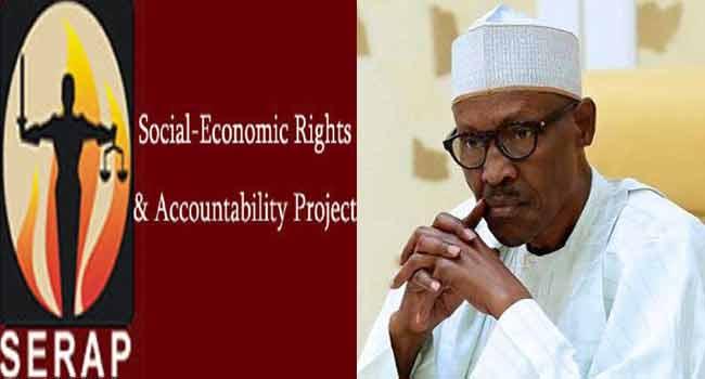 SERAP, Buhari, NDDC, Godswill Akpabio,