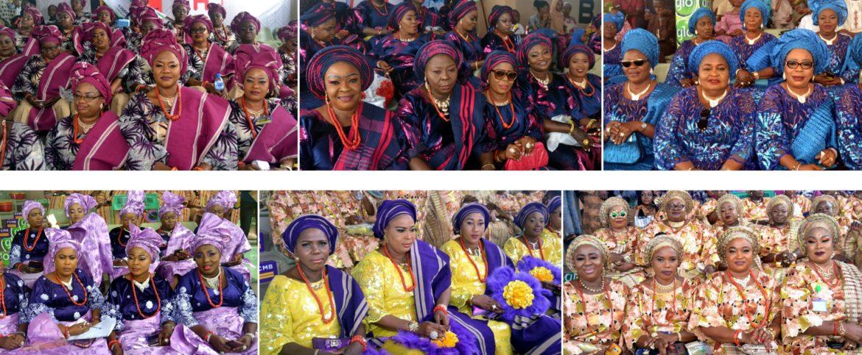 Stylish IJEBU Women, 2019 OJUDE Oba