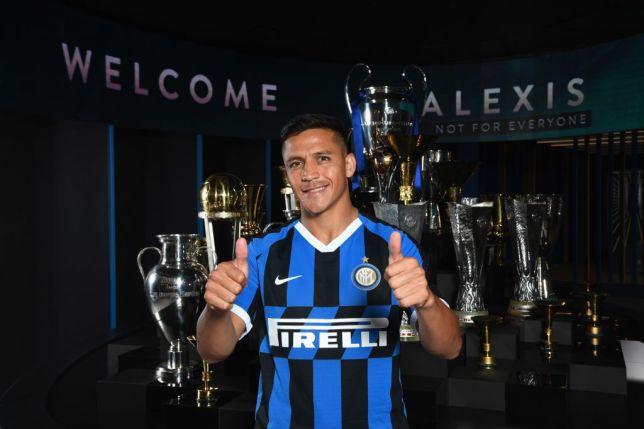 Alexis Sanchez, Inter Milan,