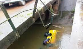 Car, Osun river,