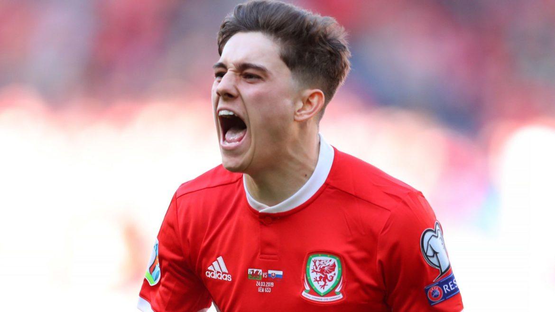 Daniel James, Wales,