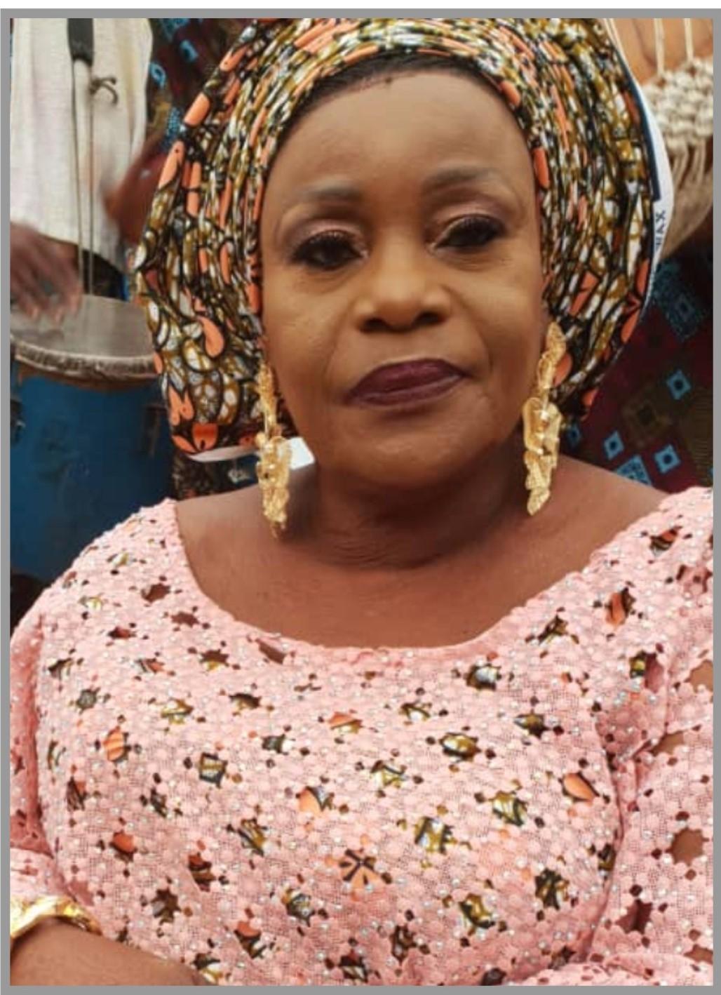 Iya Saala, Wine Seller, Iyalaje of Apogbon,