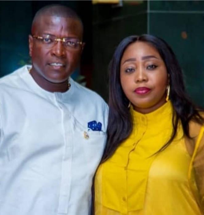 KENNEDY OKONKWO and Wife