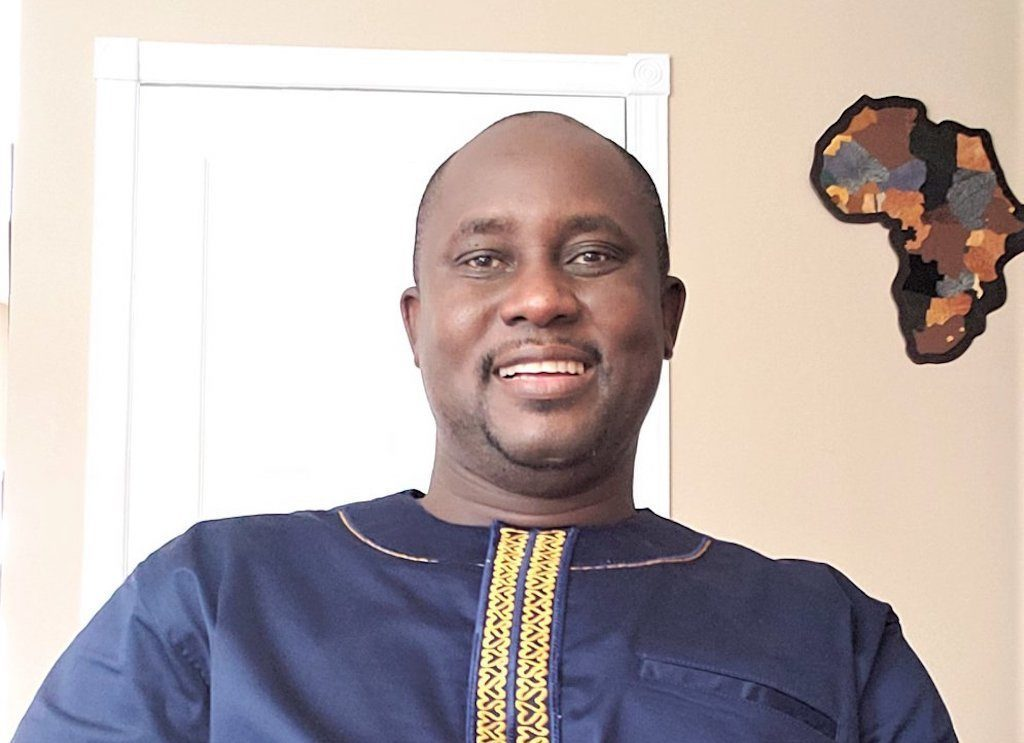 Late Pius Adesanmi