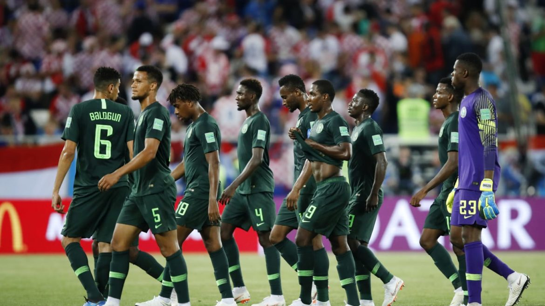 FIFA Ranking, Super Eagles, Ukraine, Nigeria,