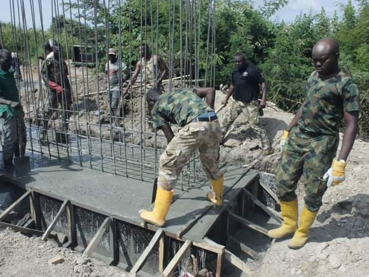 Army, Bridge, ATBU
