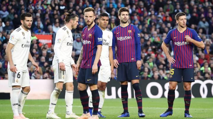 El Clasico, Barcelona, Real Madrid,