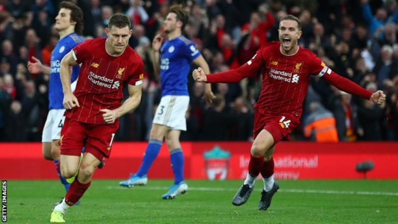 Liverpool, Leicester City,