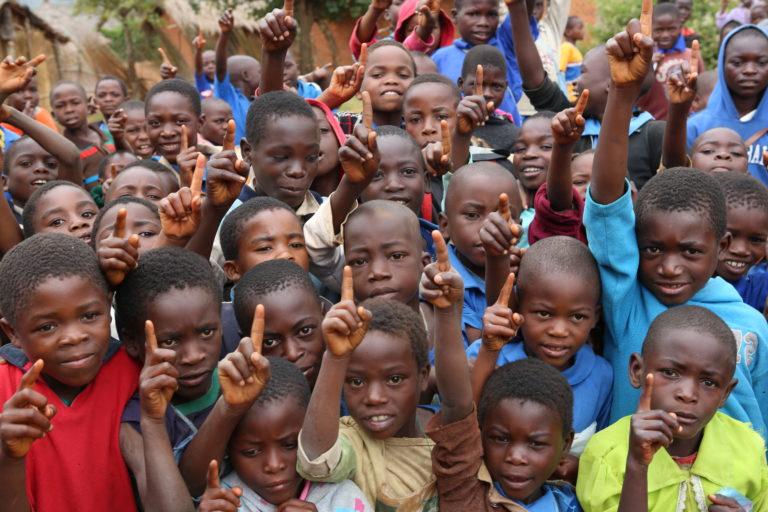 Nigerian Children,