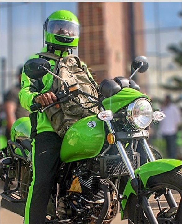 O Pay, Okada Riders