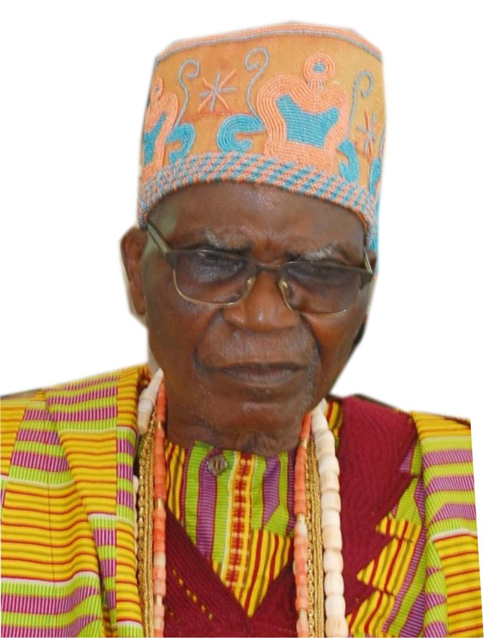 Oba (Engr.) Michael Olusegun Adesina
