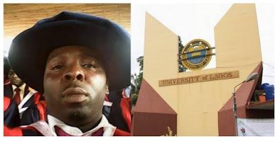 Samuel Oladipo, Unilag, Sex for grade scandal, BBC, Student,
