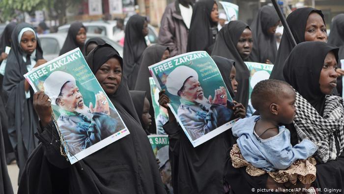 Shi'ites, Sokoto, El-Zakzaky,