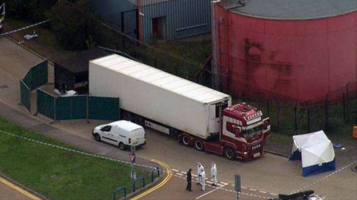 UK Container