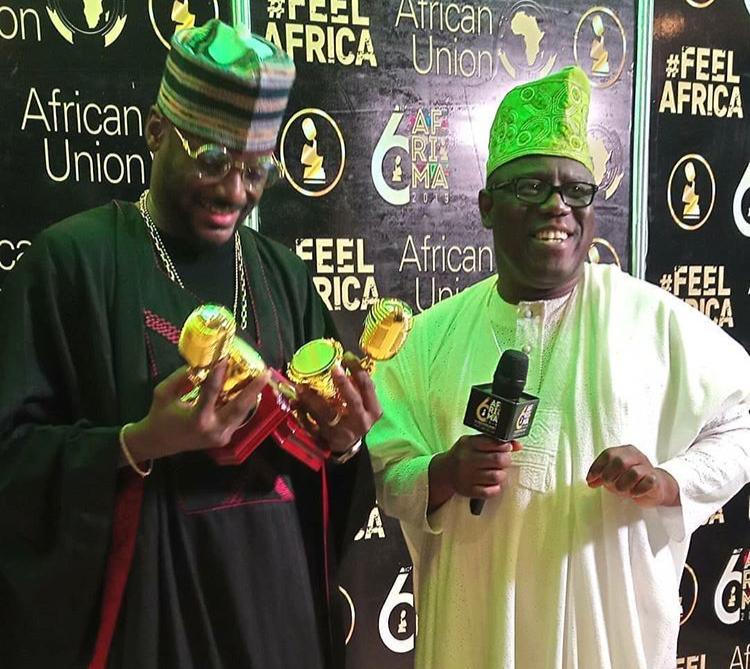 Afrima, 2Baba, Keke Ogunbge
